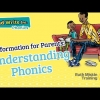 Information for Parents: Understanding Phonics